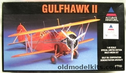 Accurate Miniatures 1/48 Gulfhawk II