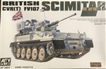 AFV CLUB 1/35 British CVRT FV107 Scimitar