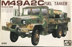 AFV CLUB 1/35 M-49A2C Fuel Tanker