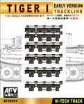AFV CLUB 1/35 Tiger I Early Workable Track Link Conversion Kit