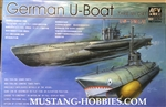AFV CLUB 1/350 German U-Boat Type VIIC/41