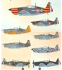 Aero Master Decals 1/48 FIGHTING MORANES PART 2