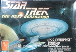 AMT 1/1400 Star Trek The Next Generation U.S.S. Enterprise Starship
