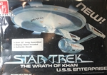 AMT 1/537 Star Trek The Wrath of Khan U.S.S. Enterprise