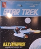 AMT 1/650 Star Trek U.S.S. Enterprise Space Ship