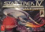 AMT 1/537 Star Trek IV The Voyage Home U.S.S. Enterprise