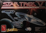 AMT 1/537 Star Trek V The Final Frontier U.S.S. Enterprise And Shuttlecraft