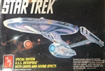 AMT 1/537 Star Trek Special Edition U.S.S Enterprise With Lights And Sound Effects