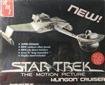AMT 1/12 Star Trek The Motion Picture Klingon Cruiser