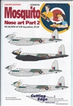 CUTTING EDGE 1/48 MOSQUITO NOSE ART PART 2