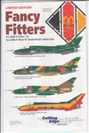 CUTTING EDGE 1/72 FANCY FITTERS SU-22M-2 FITTER J & SU-22M-4 K SOVIET-BUILT ATTACK JET