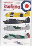 CUTTING EDGE 1/72 BEAUFIGHTER PART 3