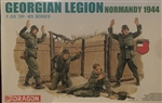 DRAGON 1/35 Georgian Legion Normandy 1944 (4)