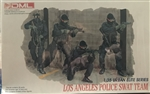 DRAGON 1/35 LOS ANGELES POLICE SWAT TEAM