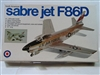 ENTEX 1/48 NORTH AMERICAN SABRE JET F-86D