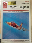 Hobby Craft 1/72 Iraqi Air Force Su-25 Frogfoot