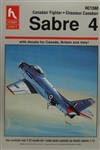 Hobby Craft 1/72 Canadair Fighter Sabre 4