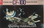 Hobby Craft 1/72 CF-100 All-Weather Fighter / Chasseur tous climats