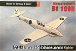 Hobby Craft 1/48 Messerschmitt Bf 109 B