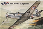 HI TECH 1/48 Bell P-63C Kingcobra