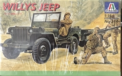 1/35 U.S. Jeep 1/4 ton 4x4 truck Willys MB