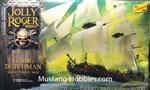 Lindberg 1/130 Jolly Roger Series - Flying Dutchman Ghost Pirate Ship