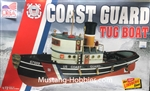 LINDBERG 1/72 COAST GUARD TUG BOAT
