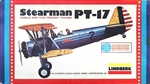 Lindberg 1/48 Stearman PT-17 World War II Primary Trainer