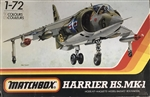 MATCHBOX 1/72 HARRIER HS.Mk.1