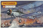 MATCHBOX 1/72 FAIREY SWORDFISH Mk.I/III
