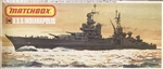 MATCHBOX 1/700 HMS DUKE OF YORK