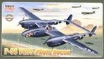 MINICRAFT 1/48 P-38 F4/F5 PHOTO RECON