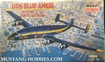 MINICRAFT 1/144 USN Blue Angel Lockheed C-121J Super Constellation