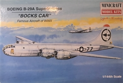 "Academy/Minicraft 1/144 Boeing B-29A Superfortress ""Bocks Car"""