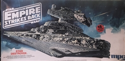 MPC 1/4222 Star Wars The Empire Strikes Back Star Destroyer