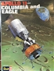 Revell 1/48 APOLLO 11 COLUMBIA and Eagle