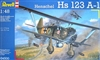 REVELL GERMANY 1/48 Henschel Hs 123 A-1