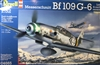 REVELL GERMANY 1/32 Messerschmitt Bf 109G-6 Late & early version