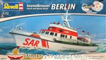 REVELL GERMANY 1/72 Seenotkreuzer/Search and Rescue Vessel Berlin