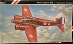 "SPECIAL HOBBIES 1/48 Avro Anson Mk.I ""Colorful Annie"""