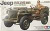 Tamiya 1/35 Jeep Willys MB 1/4ton 4X4 Truck