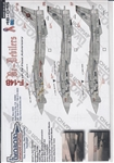 TWOBOBS 1/48 F-14B VF-74 FLEET ADVERSARY DEBILERS