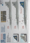 TWOBOBS 1/48 JAS-39A/C/D PRESS TO TEST GRIPENS