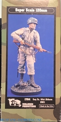 VERLINDEN PRODUCTIONS 120mm EASY COMPANY 101st AIRBORNE WWII