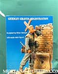 WARRIORS 1/35 GERMAN GRAVES REGISTRATION