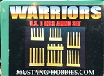 WARRIORS 1/35 U.S. 3 INCH AMMO SET