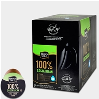 Photo of 100 Percent Costa Rican Coffee K Cups by Brown Gold