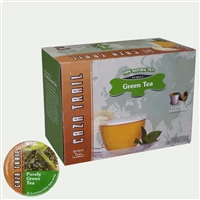 Photo of Purely Green Tea K Cups by Caza Trail