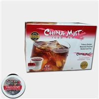 Photo of Triberry Delight Flavored Iced Tea K Cups by China Mist