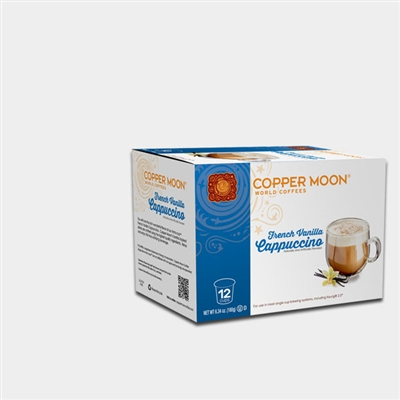 Photo of French Vanilla Cappuccino K Cups by Copper Moon